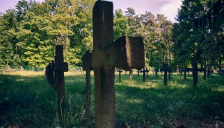 Cemetery Of The Insane - Belgium