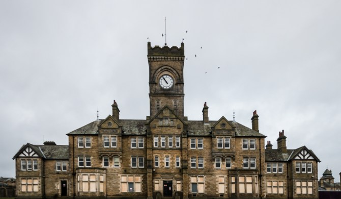 High Royds Hospital - West Yorkshire