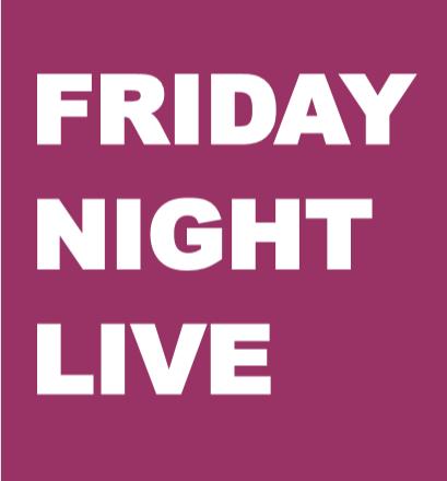 SGA's Annual Friday Night Live Returns
