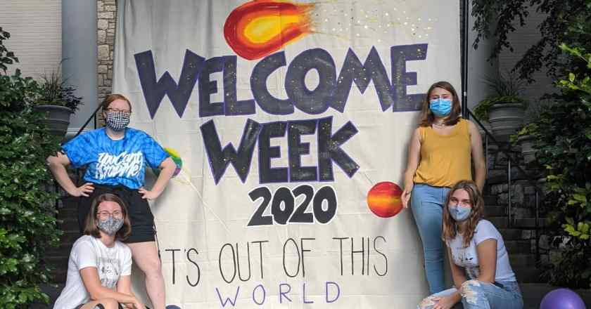 Freshmen adjust to campus life amidst a pandemic
