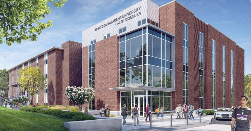 New science building addition to be completed in spring 2022