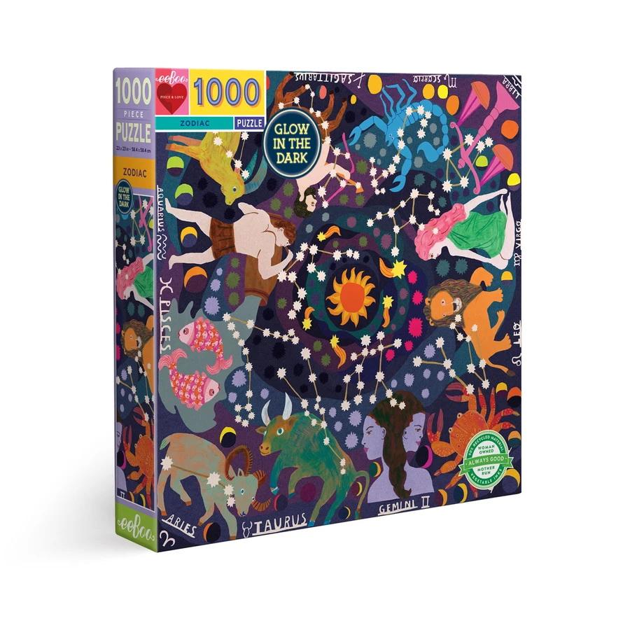 Trevell.fr - Puzzles E-shop - Eeboo - Zodiac