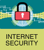 software updates graphic - internet security