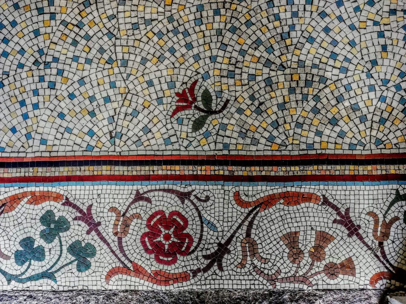 Hall Mosaic