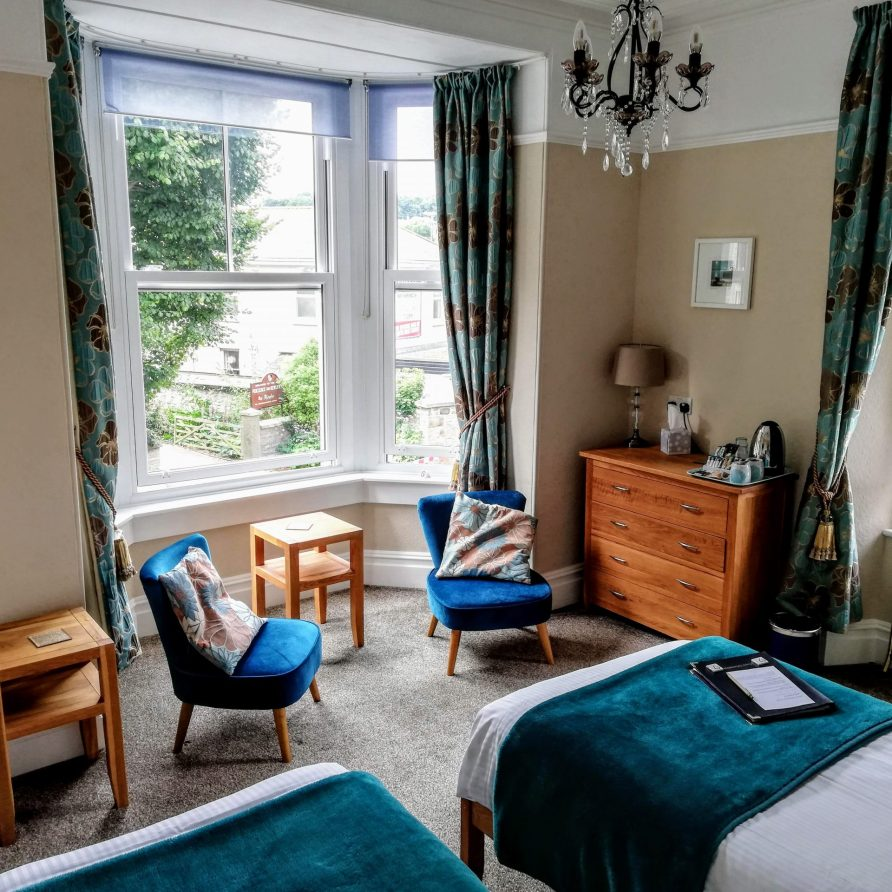 "Super King Double Room ""Lamorna"""