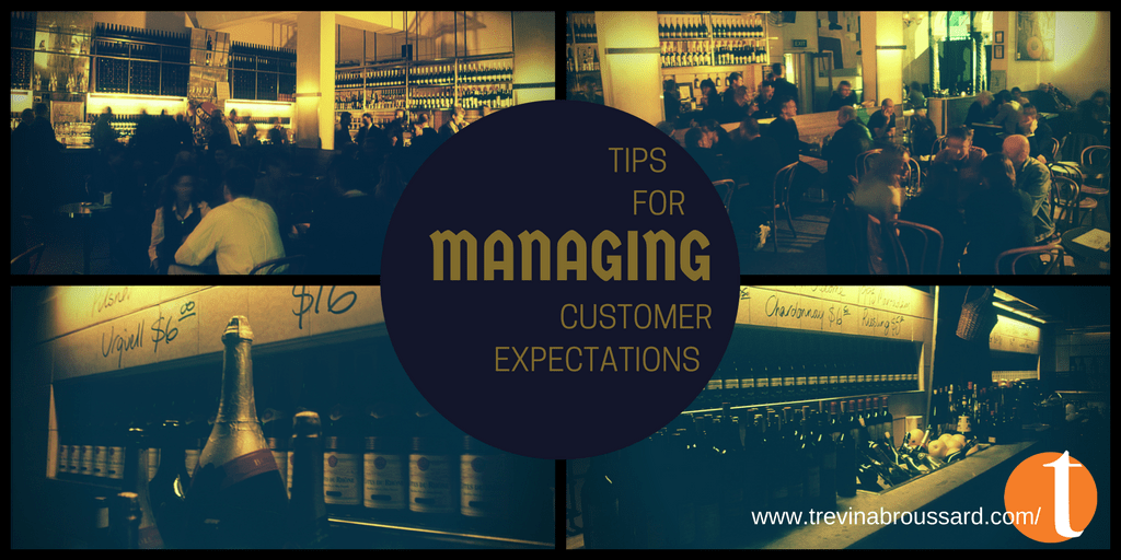 Tips for Managing Customer Expectations