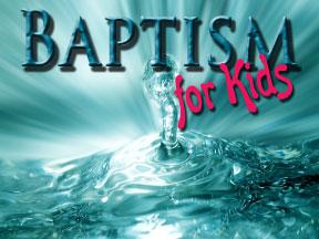 should we baptize small