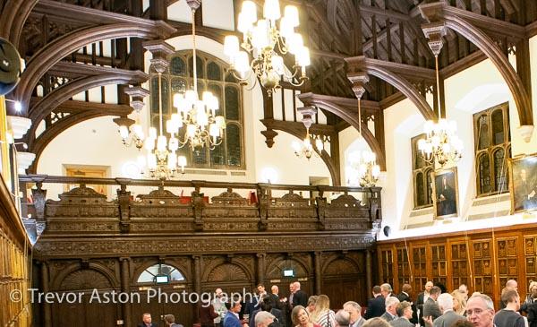 Grays Hall event photography