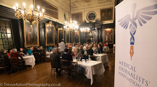 Apothecaries Hall London event photography