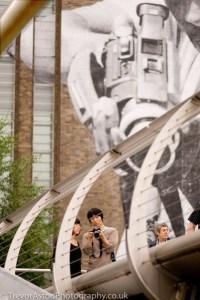 Take Better Photos in Teddington - taking pictures at Tate Modern