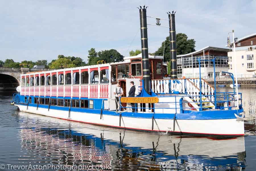 Business River Cruise on the Southern Belle with the Kingston Chamber