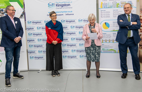 Chessington Business Expo  – Event Photography