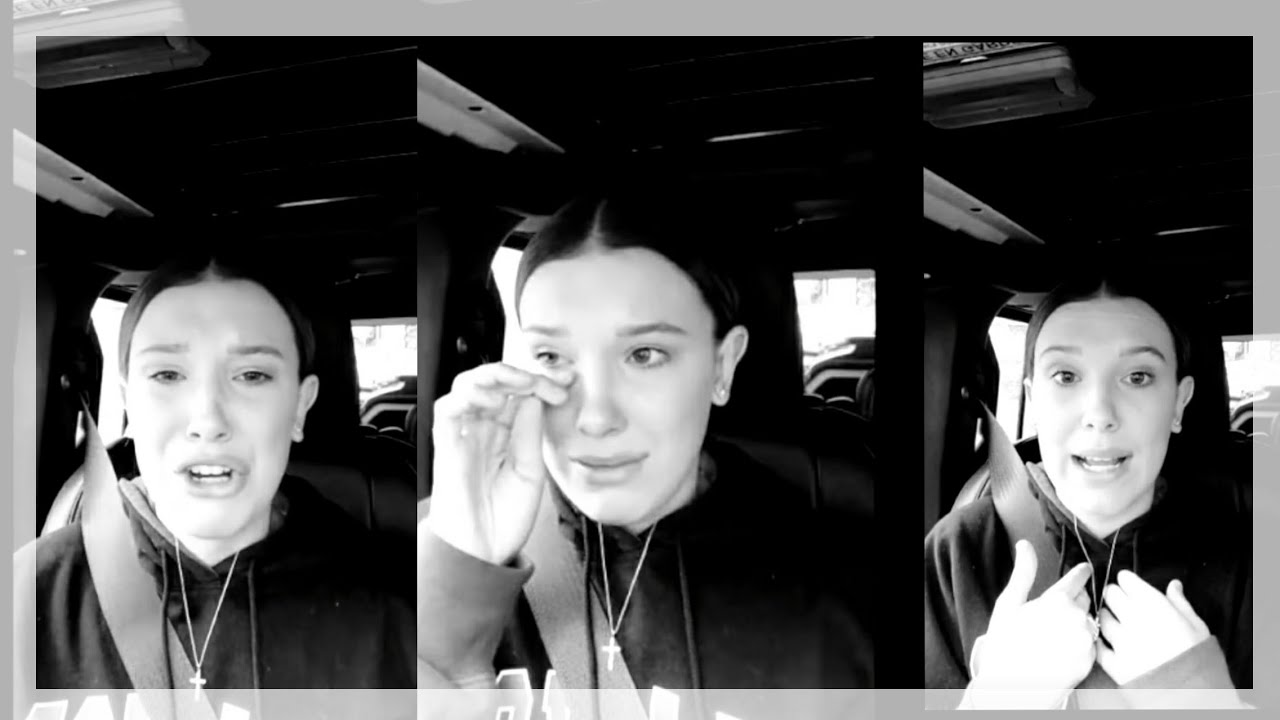 Millie Bobby Brown Shares Emotional Video About Setting Boundaries With Fans | Trevor Decker News