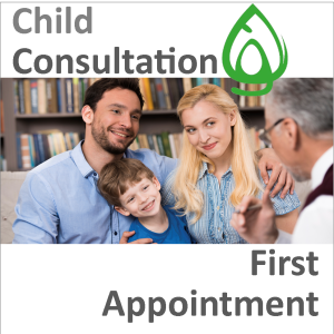 Trevor Gunn Brighton Homeopath Child Consultations -First Appointment