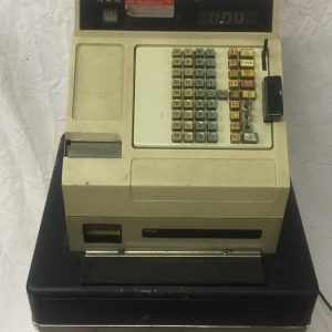 THBNCRCR01 National Cash Register 1970s  Trevor Howsam