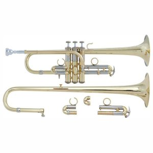 Bach ADE 190 Artisan Eb D Trumpet