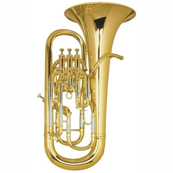 Besson BE967 Sovereign 4 Valve Compensating Euphonium lacquer