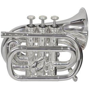 CarolBrass CPT 1000 YSS Bb S Mini Pocket Trumpet