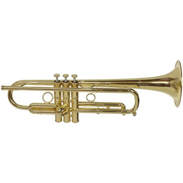 CarolBrass CTR 7370L YLT Bb L Trumpet