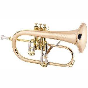 Conn 1FR Vintage One Lacquered Flugel Horn