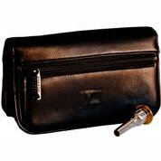 Denis Wick 4 piece leather small brasssmall
