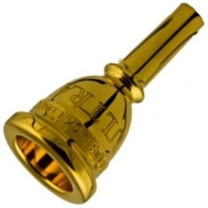 Denis Wick Ultra Euphonium Mouthpiece Gold Plated