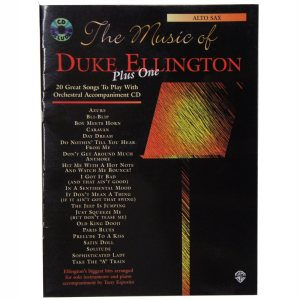 Dule Ellington Alto Sax