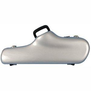 Eastman Alto Sax Case Silver