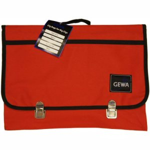 Gewa Clarinet Oboe Case Holder Red