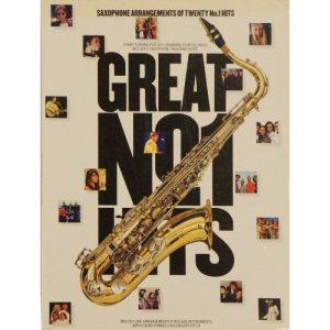 Great No1 Hits Sax