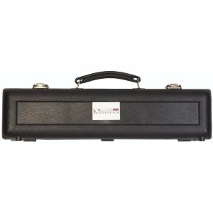 Kinsman USA flute case black