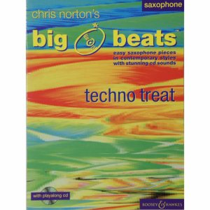 Techno Treat Alto Sax