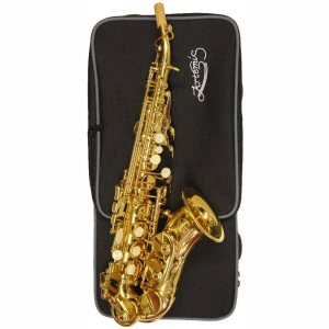 Trevor James Artemis Curved Soprano Saxophone