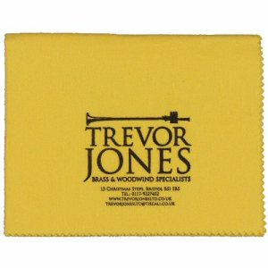 Silver cloth - Trevor Jones