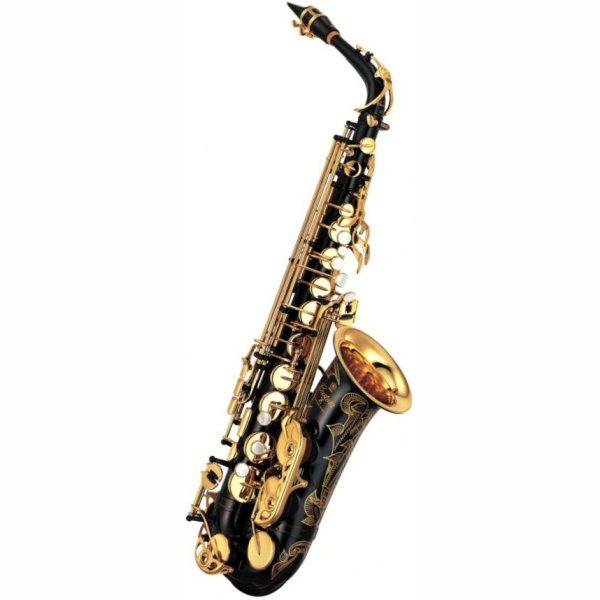 Yamaha 82ZB Alto Sax