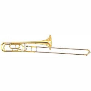 Yamaha YSL 356GE Bb F Tenor Trombone