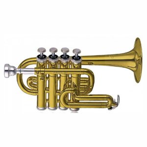 Yamaha YTR 6810 Piccolo Trumpet
