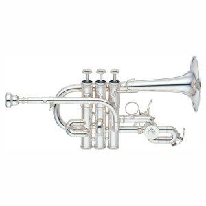 Yamaha YTR 9825 Short 4 Valve Piccolo Trumpet
