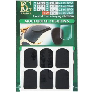 BG mouthpiece patches - pack of 6 - 14S