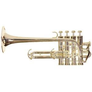 Cerveny Senator Piccolo Bb Trumpet