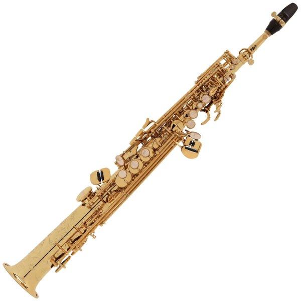 Selmer Paris S80 Series III-125 Soprano Saxophone Jubilee Model