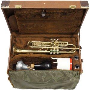 Weril trumpet case