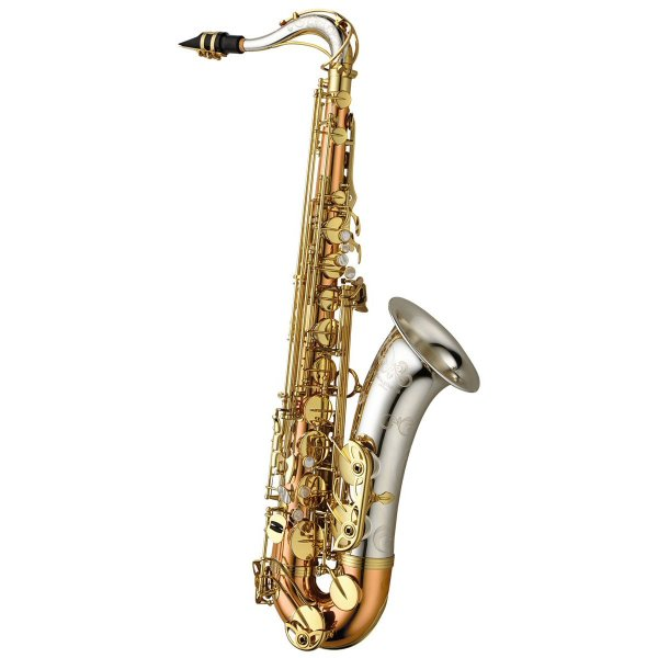 Yanagisawa TWO32 Tenor Saxophone Silver Neck, Bell, Bronze Body