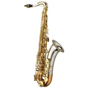 Yanagisawa TWO32 Tenor Saxophone Silver Neck, Bell, Bronze Body