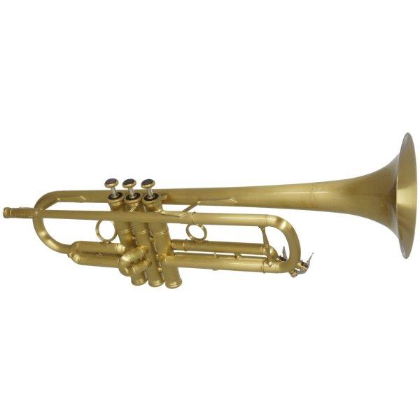 CarolBrass CTR-5000L-YLT-Bb-SL Vocabell Trumpet