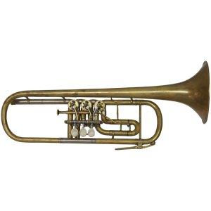 Monke Rotary Valve Trumpet