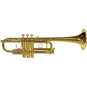 Second Hand F Besson C Trumpet