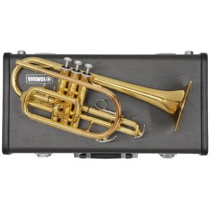 Second Hand Yamaha 2310III Long Model Cornet