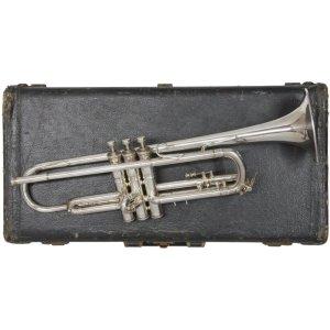 Vintage Besson Prototype Trumpet