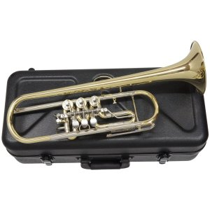 Second Hand Karl Glaser Rotary Valve Trumpet